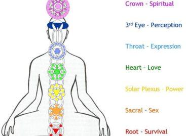 Yogic Chakras for Health