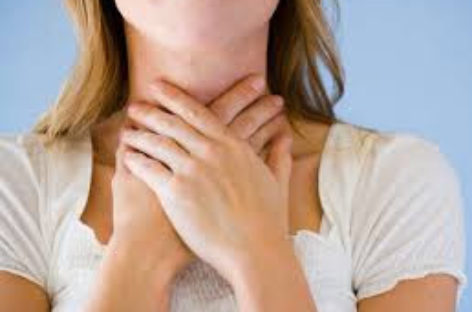 Is your throat irritating you?