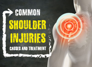 Common Shoulder Injuries – Causes and Treatment