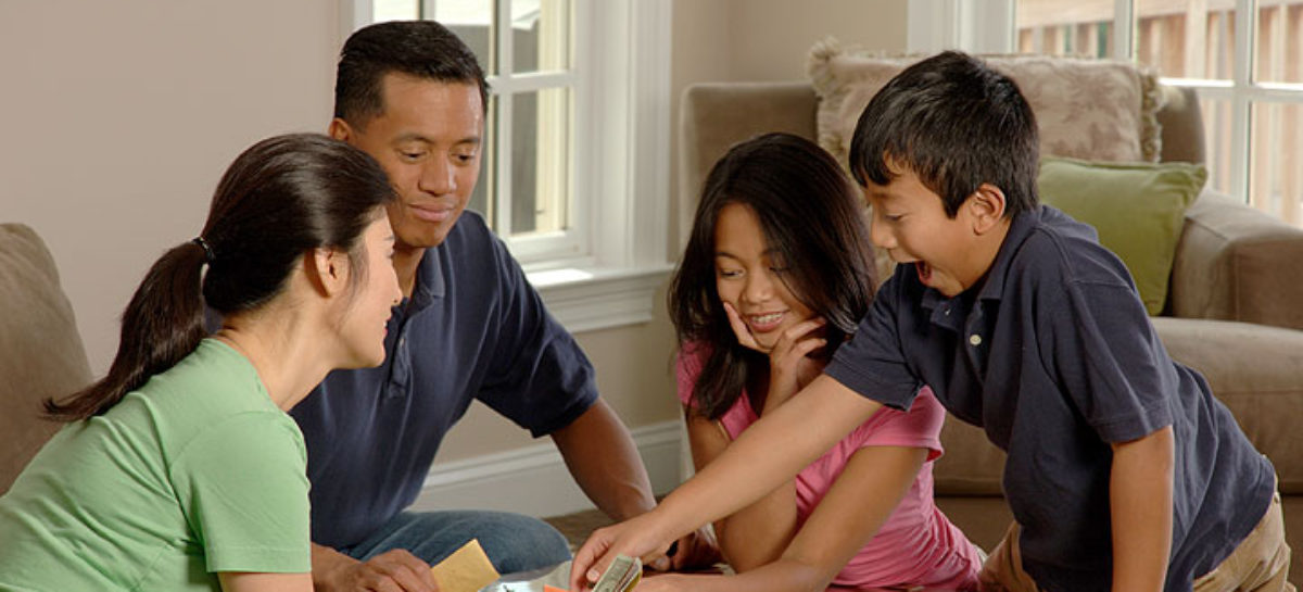 Activities For The Family – To Increase Bond And Wean Away From Gadgets