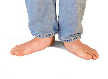 What is Flat Foot and how can it be treated?