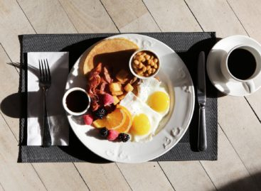 How does breakfast make your heart healthy?
