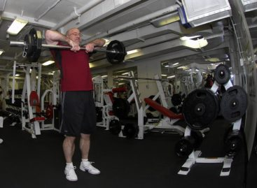 Fighting Muscle Loss in Seniors