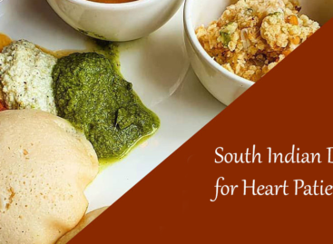 South Indian Diet Plan for Heart Patients