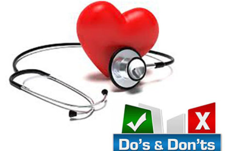 Preparing for Heart Surgery: Do's and Don'ts