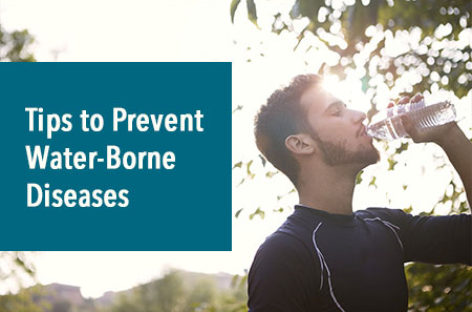 Tips to Prevent Water-Borne Diseases