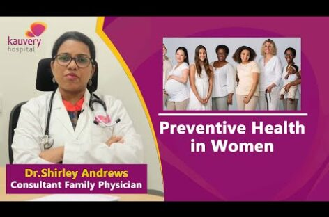 Preventive Healthcare for Women | KH