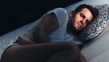 Why does Bone Pain get worse at night?
